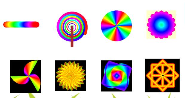 Python创意绘画创意程序动画